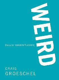 """Weird"" book cover image"