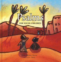 Psalms for Young Children book cover
